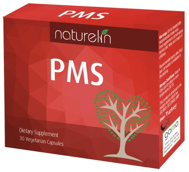NATURELIN PMS 30 CAPSULE