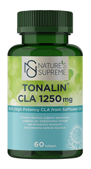 NATURE'S SUPREME CLA 60 SOFTGEL